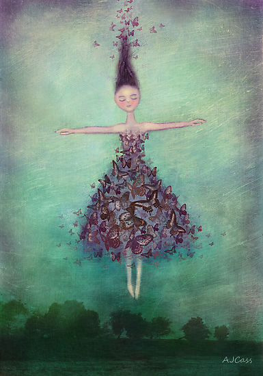 Transformation by Amanda  Cass