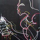Graffiti Man by SHappe