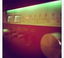 Sansui Analog Receiver by GabeArroyo78