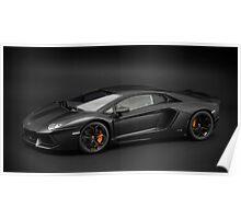Lamborghini Aventador LP700-4 Poster