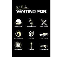 Still Waiting - V1 Photographic Print