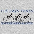 The Pain Train by V-Shirts