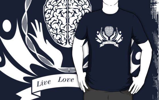 Live Love Learn by HereticWear