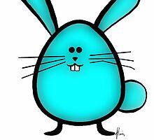 Easter egg by Mariette (flowie) van den Heever