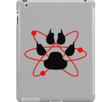 Atomic Paw iPad Case/Skin
