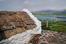 Easthouse croft, Papil, West Burra, Shetland by Richard Ion