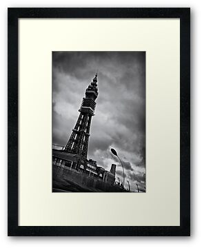 Blackpool Tower by Michelle McMahon