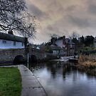 Eynsford in the Morning by neal73