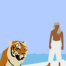 Life of Pi by Zoe Toseland