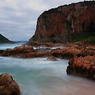 Knysna Heads by Cameron B