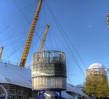 London O2 arena by sharesomephotos