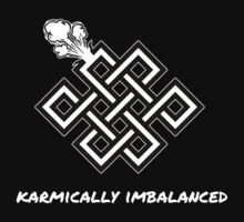 Karmically Imbalanced Dark by AngryMongo