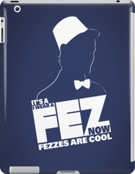 It's a fez. I wear a fez now. Fezzes are cool. by mcgani