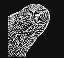 Owl Alert by venitakidwai1
