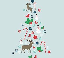 O Christmas Tree by filiskun