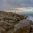 Portland Bill, Dorset by Lorne Cooper