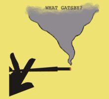 What Gatsby? by Splendini