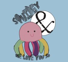 Squidgy, We Love You So! - WITH TEXT Kids Clothes