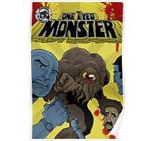 One Eyed Monster Poster
