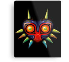 Majora's Mask (Zelda) Metal Print