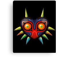Majora's Mask (Zelda) Canvas Print