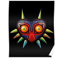 Majora's Mask (Zelda) Poster