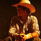 Rodeo Night #112 by Terry J Cyr