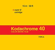 Kodachrome – iPad by Richard McKenzie