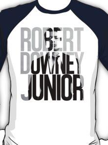 Robert Downey Junior T-Shirt