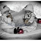 Dolls Christmas by DreamCatcher/ Kyrah Barbette L Hale