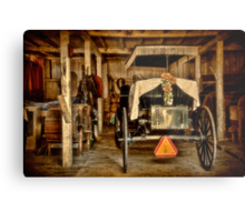 Yet Another Mode of Transportation Metal Print