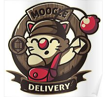Moogle Delivery Poster