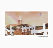 Peace, Love, Joy and Harmony by holygreencow