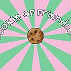Cookie of friendship by Edie Johnston