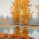 Golden Morning by Graham Gercken