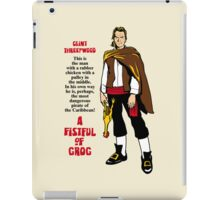 A Fistful of Grog iPad Case/Skin