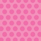 Pink Polka Dot Phone Case by Louise Parton