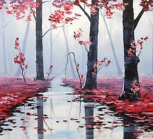 Mystic Landscape by Graham Gercken