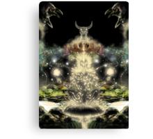 Mystical Odyssey Canvas Print