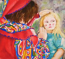 Face Painting by Kaye Miller-Dewing