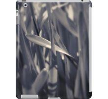Daffodil leaves iPad Case/Skin