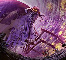Ratchet & Clank Spider Cave by Aleksi Rokka
