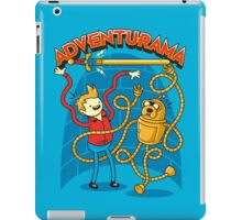 It's Adventurama Time! iPad Case/Skin