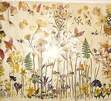 Victoriana - Springtime by Kaye Miller-Dewing