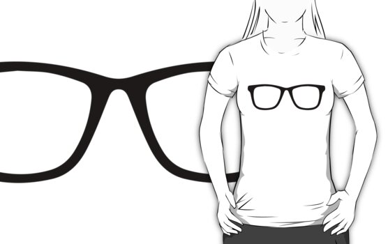 Hipster Frames by M Dean Jones