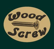 Wood Screw by Brian Alexander