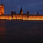 Houses of Parliament 04 by Iain McGillivray