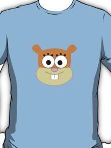 Sandy Cheeks t-shirt without helmet T-Shirt
