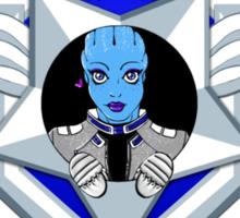 ME3 - Azure Sticker