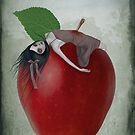 Snow White - Death By Apple by Tanya  Mayers
